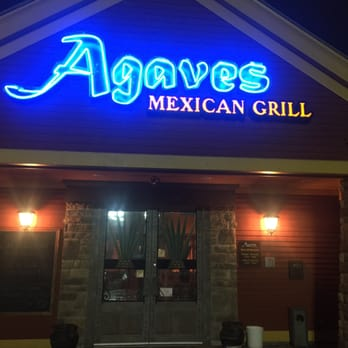 Agaves Mexican Restaurant In Warwick Ri