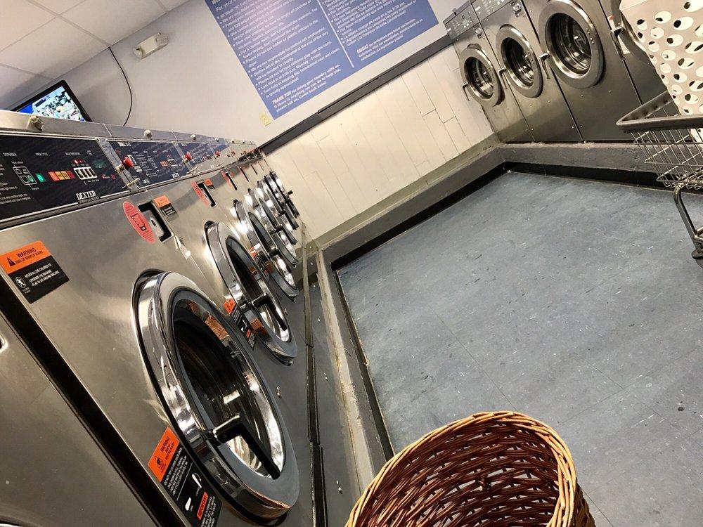 Bay Ridge Laundromat: 122 Hillsmere Dr, Annapolis, MD