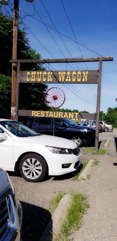 Chuck Wagon Restaurant: 680 National Pike W, Brownsville, PA