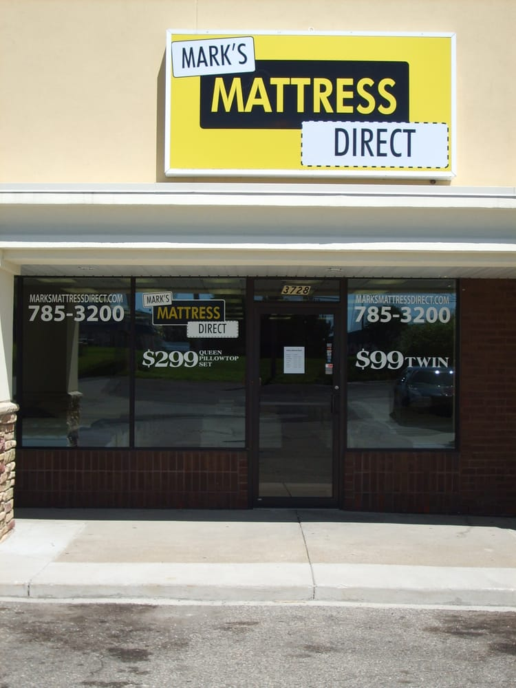Mark's Mattress Direct CLOSED Mattresses 3728 Alpine