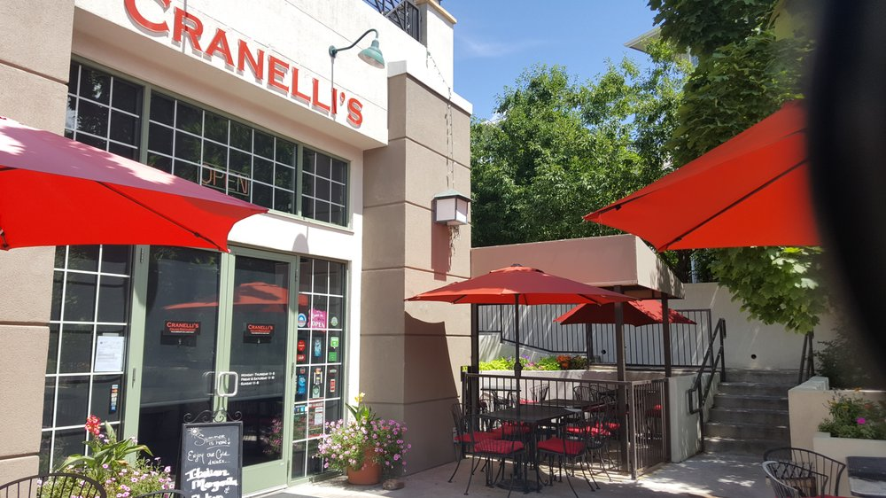 Cranelli's Italian Restaurant: 10047 Park Meadows Dr, Lone Tree, CO