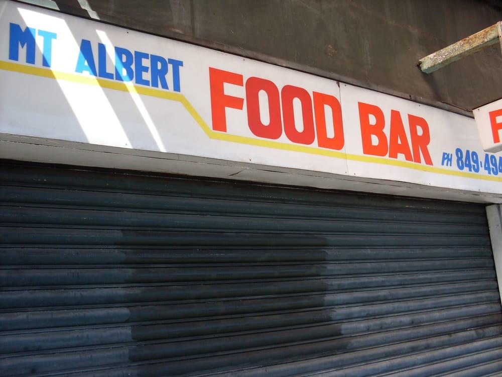 Mt albert food bar fish chips 936 new north road for Xi an food bar auckland
