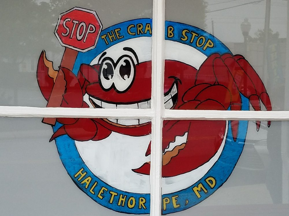 The Crab Stop: 1405 Sulphur Spring Rd, Arbutus, MD