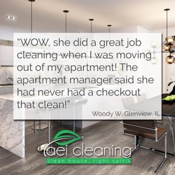AEI Cleaning - 34 Photos - Office Cleaning - 7049 W Belmont Ave ...