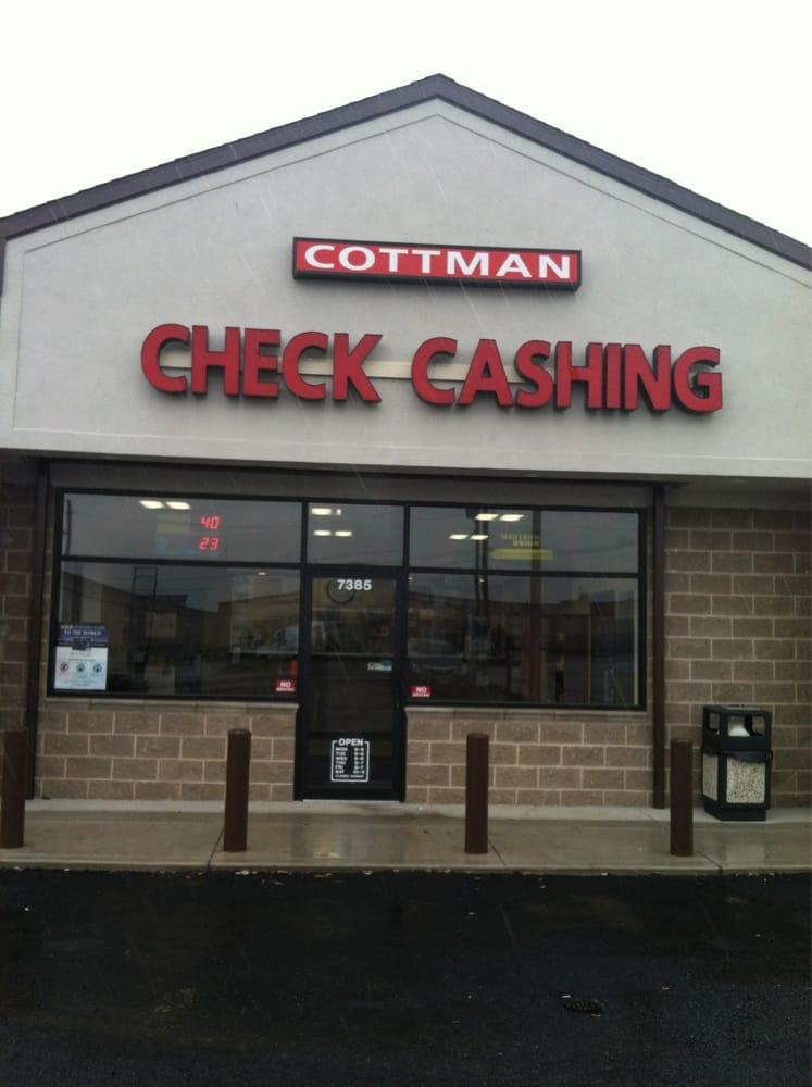 Cottman Check Cashing