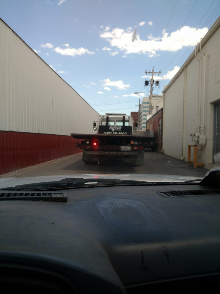 Rapid Towing: 3504 Edwards St, Rapid City, SD