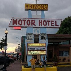 Photo Of 9 Arizona Motor Hotel Williams Az United States Old School