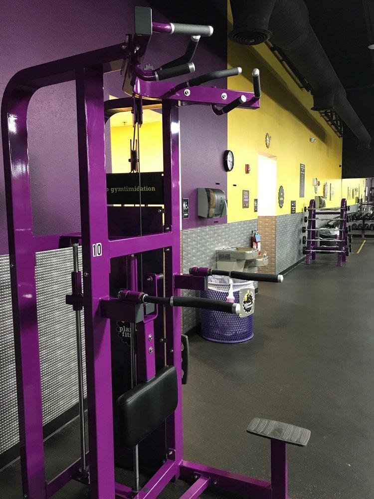 Planet Fitness: 8956 Turkey Lake Rd, Orlando, FL