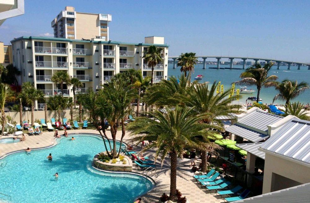Shephard's Beach Resort: 619 S Gulfview Blvd, Clearwater Beach, FL