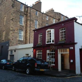 Iglu Restaurant Edinburgh