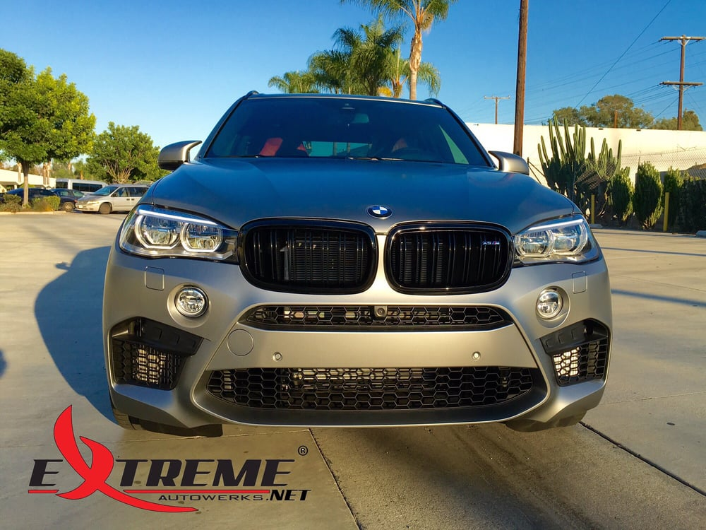2016 Bmw X5 M With Full Xpel Stealth Matte Paint Protection Film Wrap Extremeautowerks Yelp