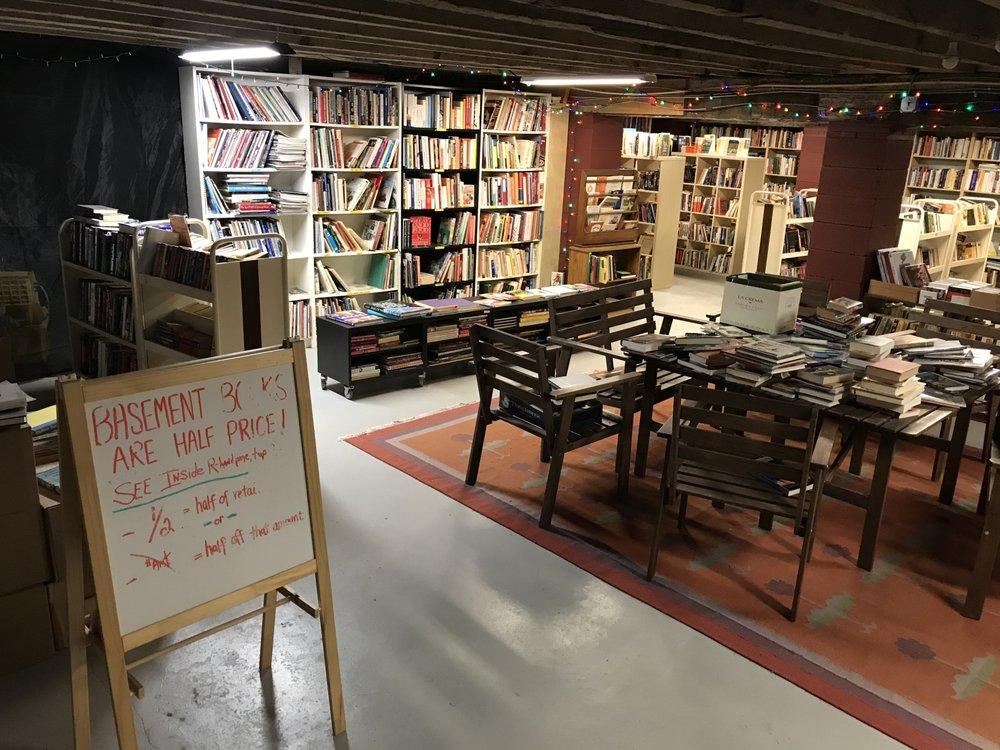 Riverow Bookshop: 187 Front St, Owego, NY