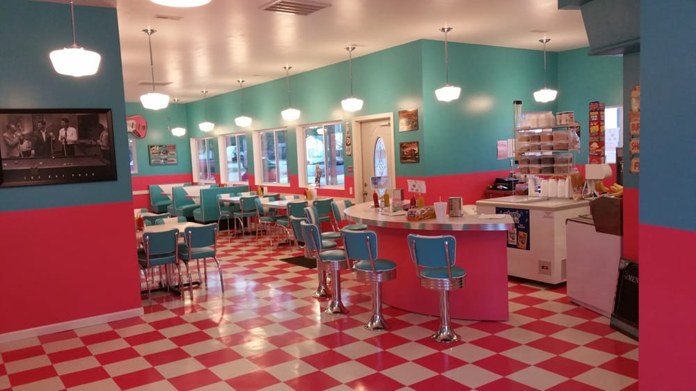 pink elephant antique mall We added a 50s diner at the Pink Elephant Antique Mall   Yelp pink elephant antique mall