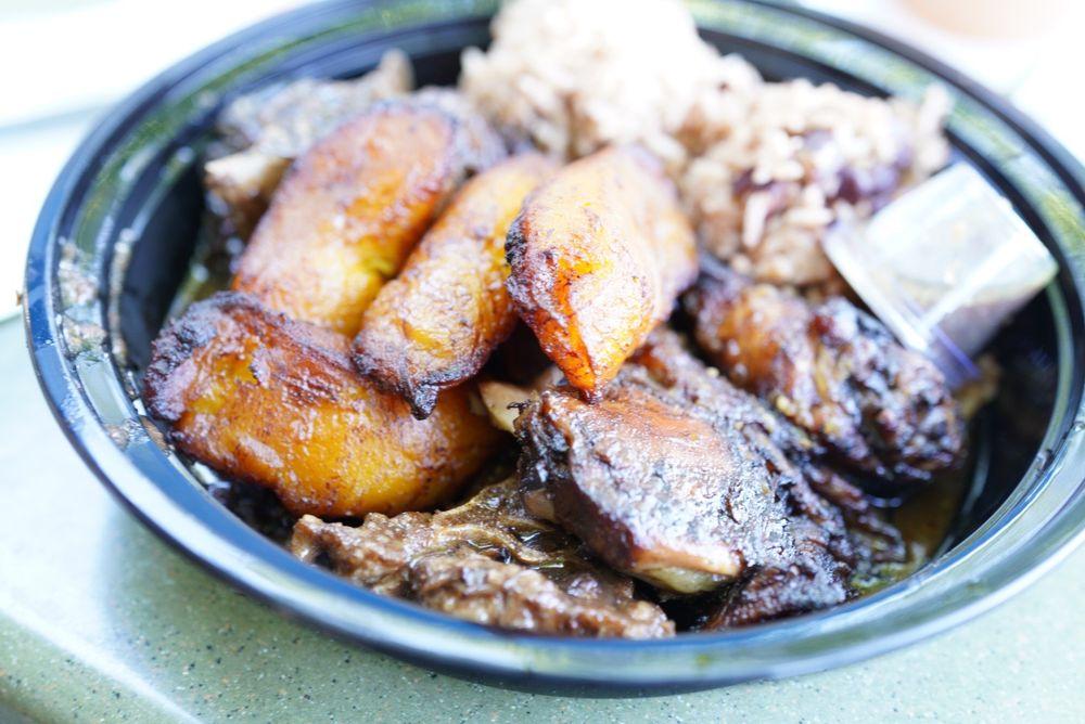 Back A Yard Caribbean American Grill