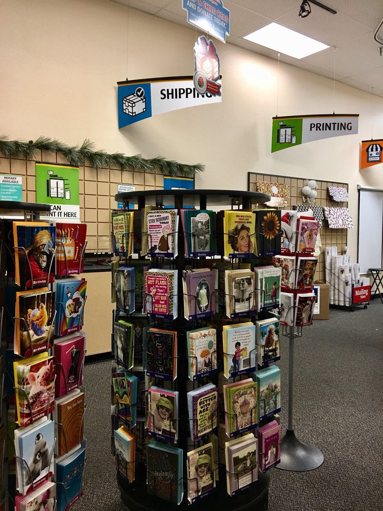 The UPS Store: 101 W American Canyon Rd 508, American Canyon, CA