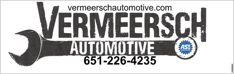 Vermeersch Automotive: 7137 20th Ave N, Centerville, MN