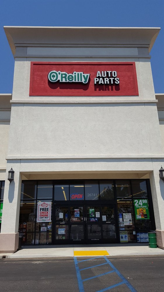 O'Reilly Auto Parts: 26741 Rancho Pkwy, Lake Forest, CA
