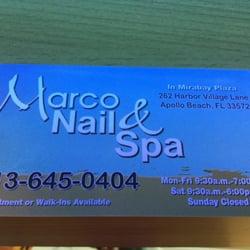 Photo Of Marco Nail Spa Apollo Beach Fl United States