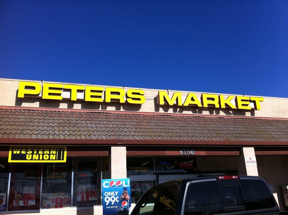 Peters Market: 8150 S El Dorado St, French Camp, CA