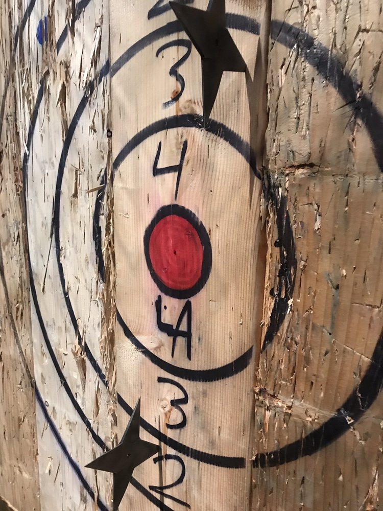 Frosted Axe Throwing: 409 W Fireweed Ln, Anchorage, AK