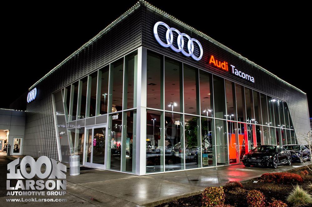 Audi Tacoma Sales - (New) 30 Photos & 119 Reviews - Car