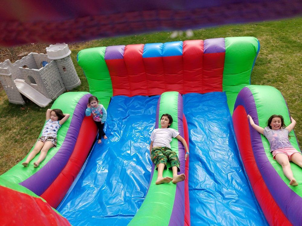 Big Time Jump N Slide: Dix Hills, NY