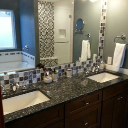 Kuster Homes Remodeling Photos Painters Lady Fern Lp - Bathroom remodel olympia wa
