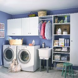 Merveilleux ... Photo Of EasyClosets   Parsippany, NJ, United States. Laundry Room In  White.