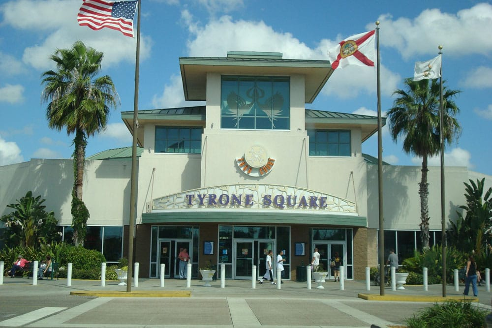 Tyrone Square: 6901 22nd Ave N, St Petersburg, FL