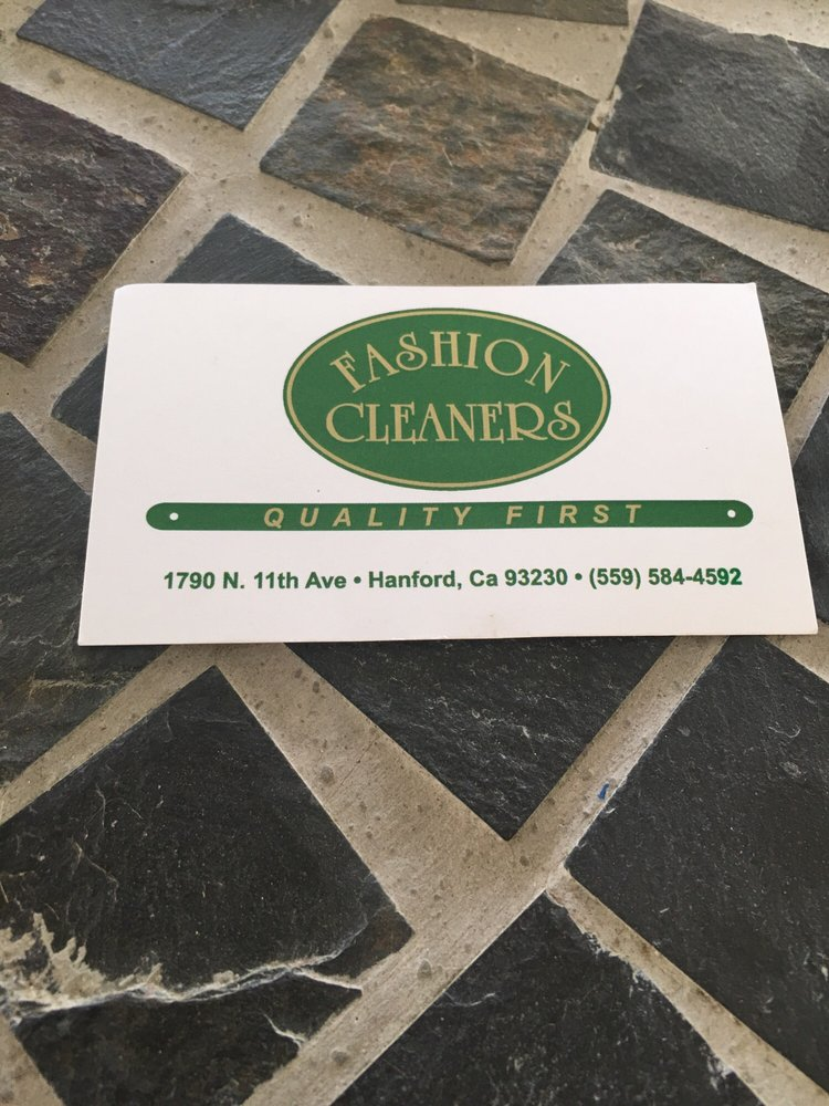 Fashion Cleaners: 1790 N 11th Ave, Hanford, CA