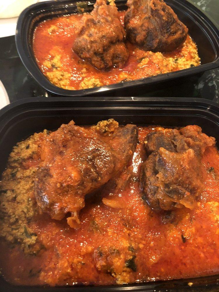 Boniks African Cuisine: 4452 Jonesboro Rd, Forest Park, GA
