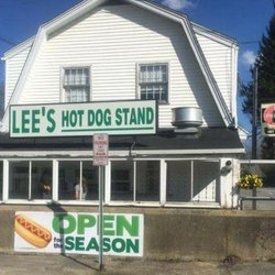 Photo Of Lee S Hot Dog Stand Baldwinville Ma United States New Ownership