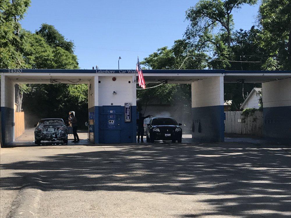 Lakeshore Car Wash: 14520 Lakeshore Dr, Clearlake, CA