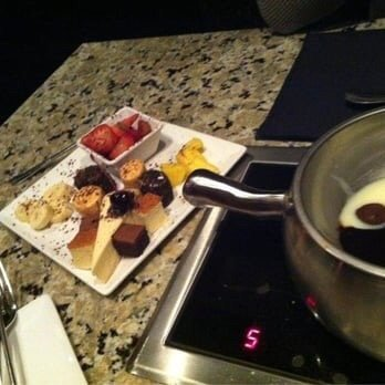 The Melting Pot is considered one of the top date night restaurants in the city, thanks to its delicious menu and lovely atmosphere. Couples have the option of one or multiple courses, including cheese fondue, salads, entrees and, of course, chocolate metrnight.gqon: Calgary Trail NW, Edmonton, T6J 2G8, AB.