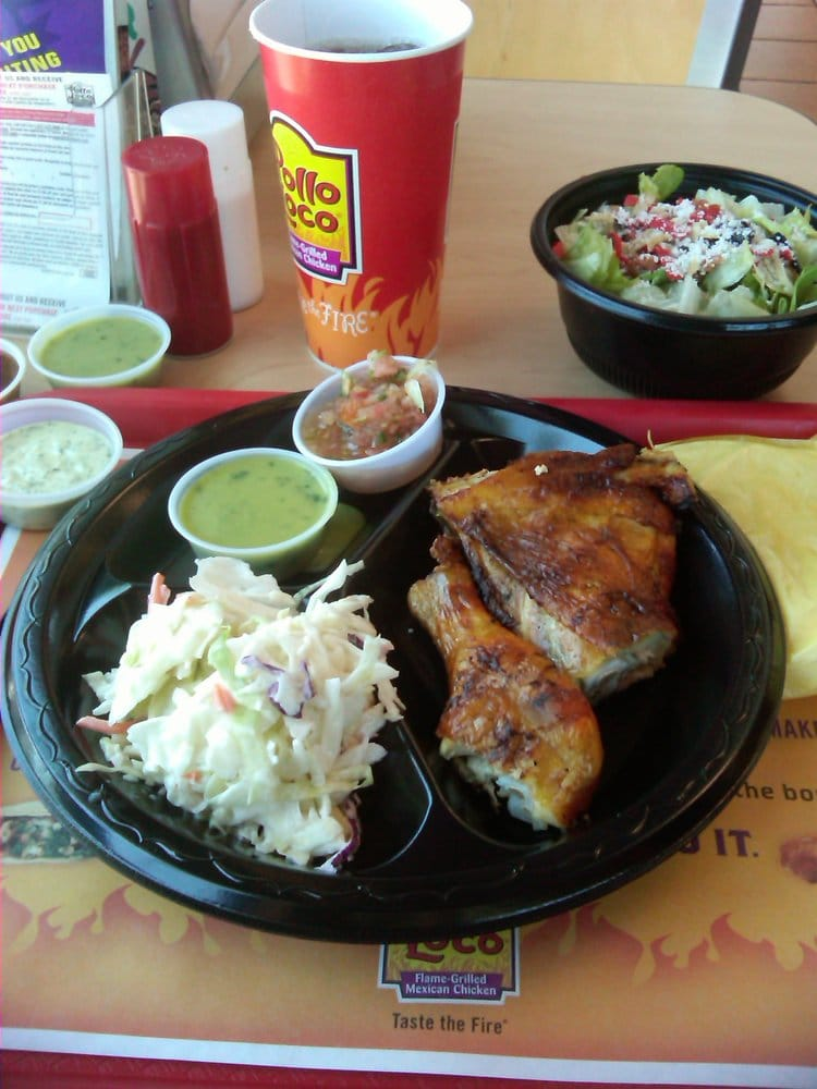 Find El Pollo Loco Restaurant. Come to El Pollo Loco now and grab an awesome discount code when you shop at El Pollo Loco. See site for full details and shop today! Get Deal. Ends Deal. Get Tasty Chunky Guacamole & Chips. Don't miss the season's lowest prices now at El Pollo Loco.