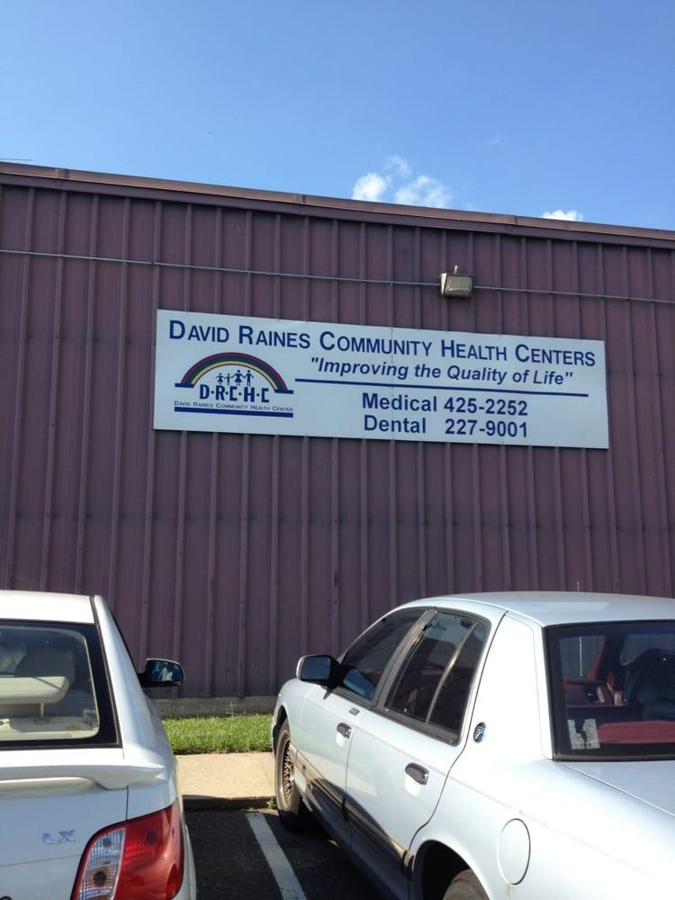 David Raines Community Health Center: 1625 David Raines Rd, Shreveport, LA