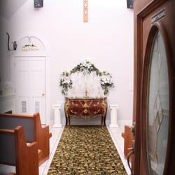 Photo Of Heart Gold Wedding Chapel