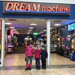 Dream Machine - 12 Photos & 11 Reviews - Arcades - 80 Rte ...