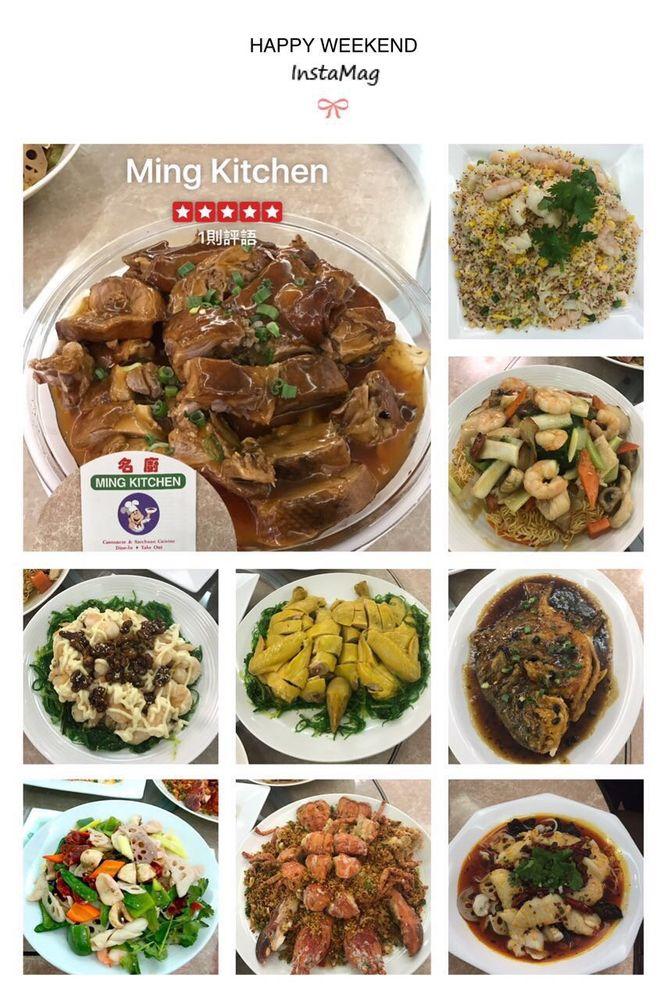 Ming Kitchen: 1015 University Avenue W, Windsor, ON