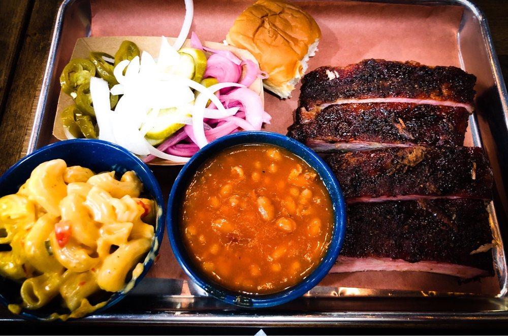 BlueBonnet BBQ: 3921 US-287, Waxahachie, TX
