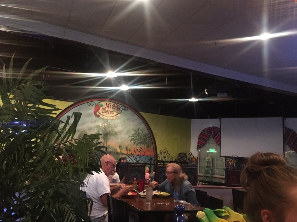 Mi Tierra Mexican Restaurant Hilton Head