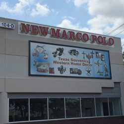 Photo Of New Marco Polo Houston Tx United States Sign On The