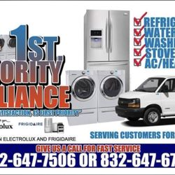 First Priority Appliance - 11 Reviews - Appliances & Repair
