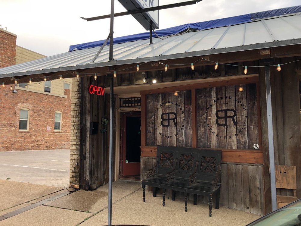 The Brand Room: 212 W Exchange Ave, Fort Worth, TX