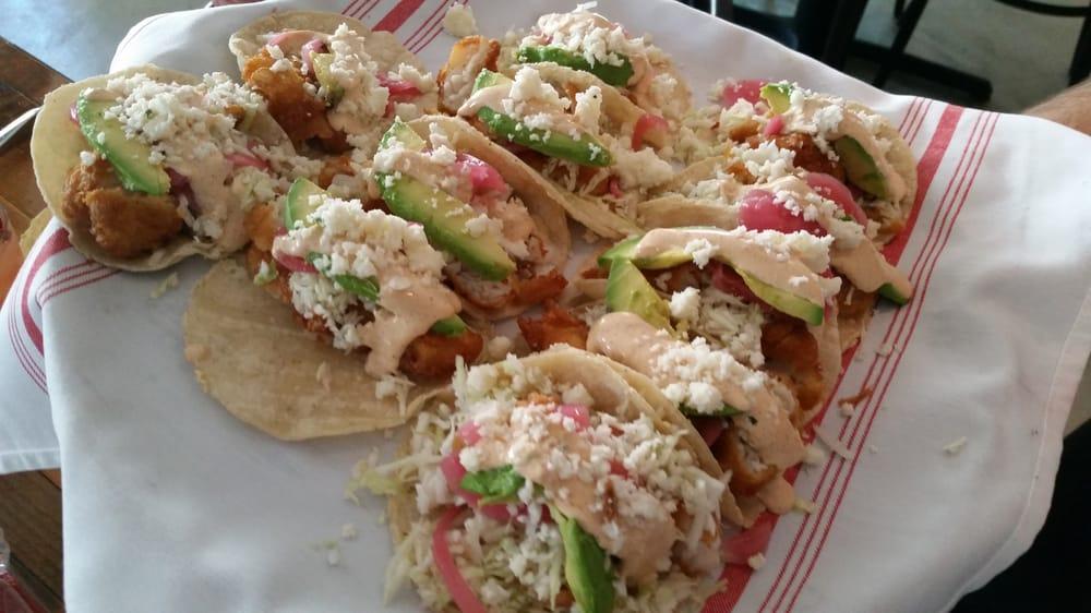 Yummy Fish Tacos Yelp