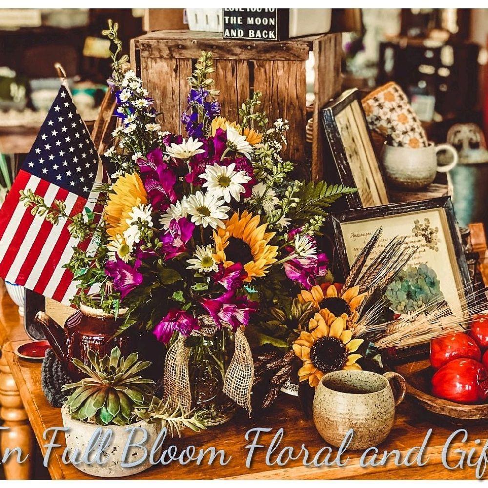 In Full Bloom Too: 325 E Main St, Gardner, KS