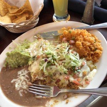 Compadres Mexican Restaurant Middleton Menu