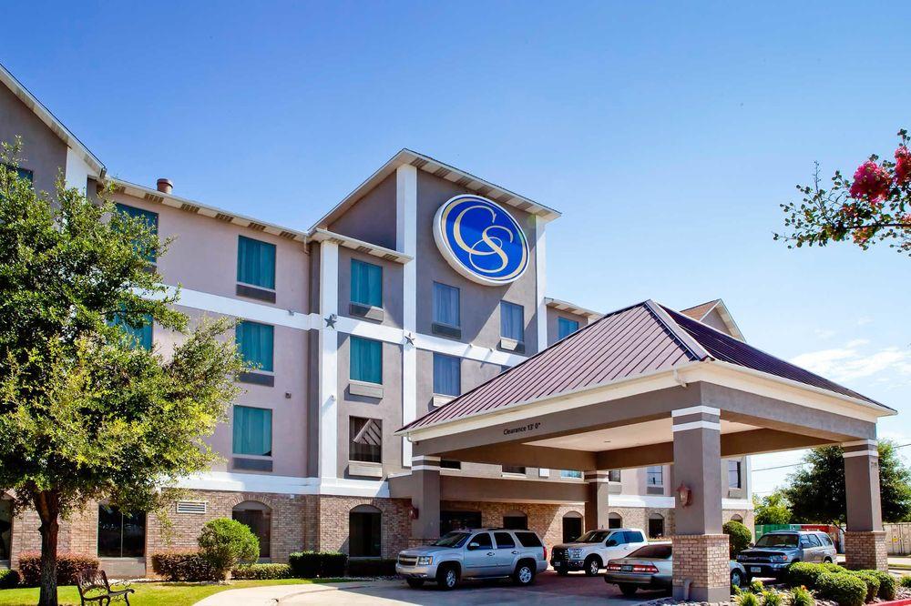 Comfort Suites: 2700 La Salle, Waco, TX