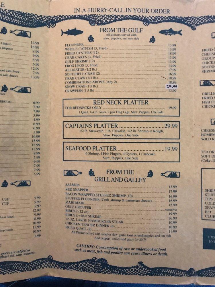A J's Seafood & Oyster Bar: 2406 N Slappey Blvd, Albany, GA