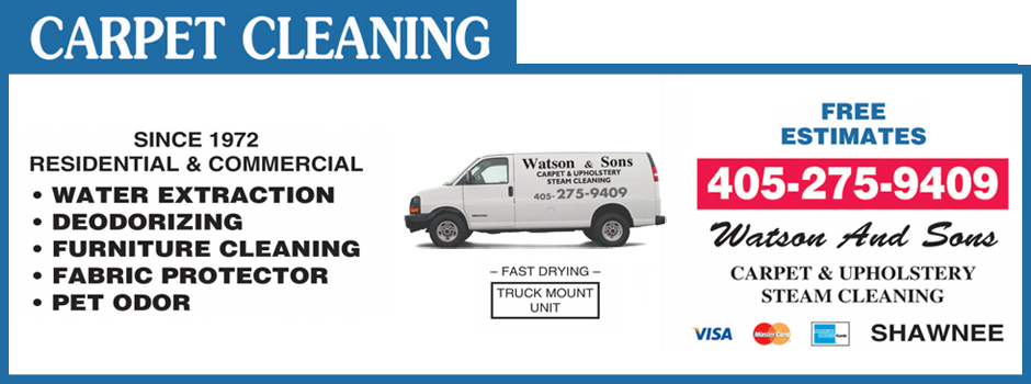 Watson & Sons Carpet Cleaning